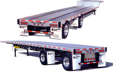flat-bed-trailers